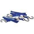 Ancra Original Blue Tie Downs
