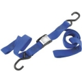 "Ancra Integra Big Bike 1-1/2"" Tie Downs, Blue"