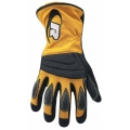 Ringers Extrication Glove - 304 Long Cuff, Yellow