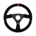 MPI F 13 inch Suede Formula Steering Wheel