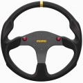 MOMO MOD 80 EVO Steering Wheel, 350mm Suede *NEW