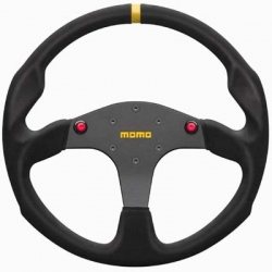MOMO MOD 80 EVO Steering Wheel, 350mm Suede *NEW