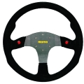 MOMO MOD 80 Steering Wheel, 350mm Suede