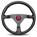 MOMO Monte Carlo Red Steering Wheel, 350mm