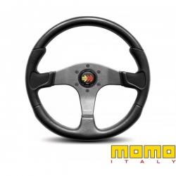MOMO Devil Steering Wheel, 350mm Black, DEV35BK0B