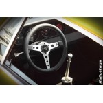 MOMO Prototipo Silver Steering Wheel, 350mm