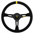 MOMO MOD 08 Steering Wheel, 350mm Leather