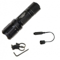 PowerTac Cadet Weapons Kit 300 Lumens CREE XPG LED, Uses 1 CR123