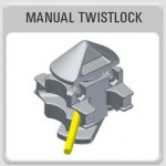 Manual Twistlock, Twist Lock